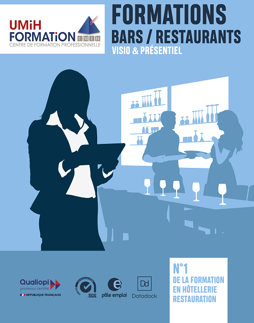 Couverture catalogue Bars/Restaurants